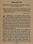Christocentric Keys by Frederick Franklin Shannon