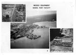 Dock side, Mariel Port Facility, Cuba, showing missile equipment, Nov. 4, 1962