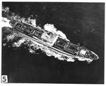 "Soviet ship ""Anosov,"" leaving Cuba with 8 missiles Nov. 7, 1962"