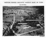 San Cristobal MRBM Site #2, Cuba, showing missile sites, Nov 1, 1962