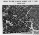 Sagua la Grande MRBM base, Cuba, late October, 1962
