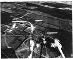 Guanajay IRBM missile site, Cuba, showing broken up launch pads, Nov 1, 1962 by US Army Engineers Intelligence Division