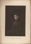 Eleanor O'Neil Sloan, 1907