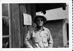 Cliff Sloan, in Colorado, 1946