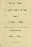 Southern Methodist Pulpit by Charles F. Deems