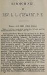 Stewart User Guide by Robert H. Ellison