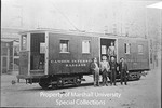Camden Interstate Railway Company Baggage Car No. 150 by Marshall University