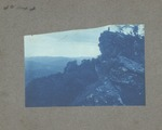 Mountain crag near Elkhorn, Pike County, Ky