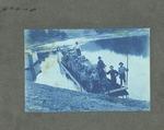 Pushboating up Big Sandy River