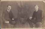 Two unidentified males