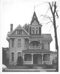 The Dave Gideon house, 1220 3rd Ave., Huntington, W.Va.