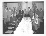 Meeting of officers of Huntington Pub. Co.