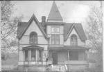 George McKendree house, Huntington, W.Va.