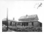 Robert Stewart house above Guyandotte, W.Va.
