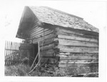 Slave quarters, Yates Crossing, Cabell Co., W.Va.