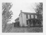 Elisha McComas house, Barboursville, W.Va.