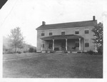 Thomas J. Jenkins home, Greenbottom, W.Va.