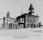City Hall and City Jail, Huntington, W.Va., 1897