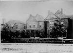 Center house on 5th Ave. east of Presbyterian Church, Huntington, W.Va.