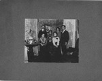 Willis H. Franklin & friends at either West Virginia Wesleyan or Allegheny College