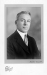 Willis Hayes Franklin while Engish professor at Marshall College, 1927