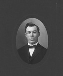 Willis H. Franklin at Allegheny College, ca. 1903