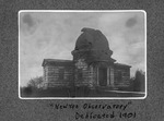 Newton Observatory at Allegheny College, Meadville, Pa.