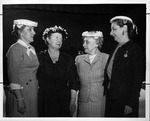 Huntington Women's Club new officers for 1956-57