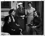 Huntington Women's Club Club literature committee, 1956