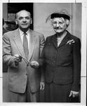 Marshall President Stewart Smith and Lucy Prichard