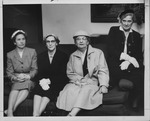 Huntington Women's Club Travel Study Officers, Sept., 1958 by Eplion