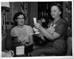 Huntington Women's Club Attic Treasures Bazaar, Nov. 1956