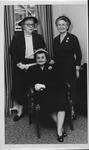 Huntington Women's Club Civic Dept. officers, Apr. 1953