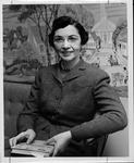 Mrs. Charles Polan, Chmn. of Hospiitality,Huntington Women's Club