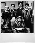 Women's Club state board & council, 1956-1958