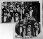 Huntington Women's Club officers,1928-1930