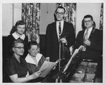 Huntington Woman's Club Music Dept., Feb. 1956