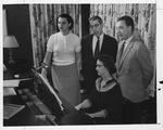 Huntington Woman's Club Music Dept. Operatic Workshop, mar. 1957