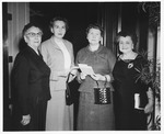 Meeting of W.Va. Federation of Women's Clubs at Greenbrier, 1958