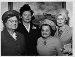 Huntington Woman's Club members, Apr. 1965 by J. Foster