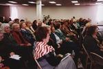 Huntington Woman's Club meeting at Heritage Station, Huntington, 2001