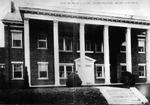 Huntington Woman's Club building, ca. 1950's