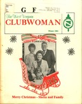 The GFWC West Virginia Clubwoman, Winter 1981
