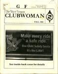 The GFWC West Virginia Clubwoman, Fall 1981