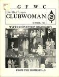 The GFWC West Virginia Clubwoman, Summer 1981