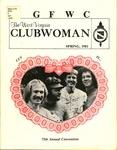 The GFWC West Virginia Clubwoman, Spring 1981