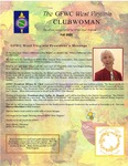 The GFWC West Virginia Clubwoman, Fall 2020