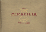 Mirabilia, 1911 by Marshall College