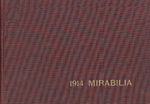 Mirabilia, 1914 by Marshall College