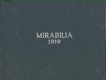 Mirabilia, 1919